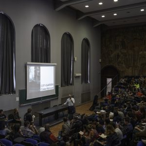 Bucharest lab-PHOTO P Urbain Mars 2019 -Presentation Workshop Ion Mincu Bucarest Roumanie Pur 20190308 10